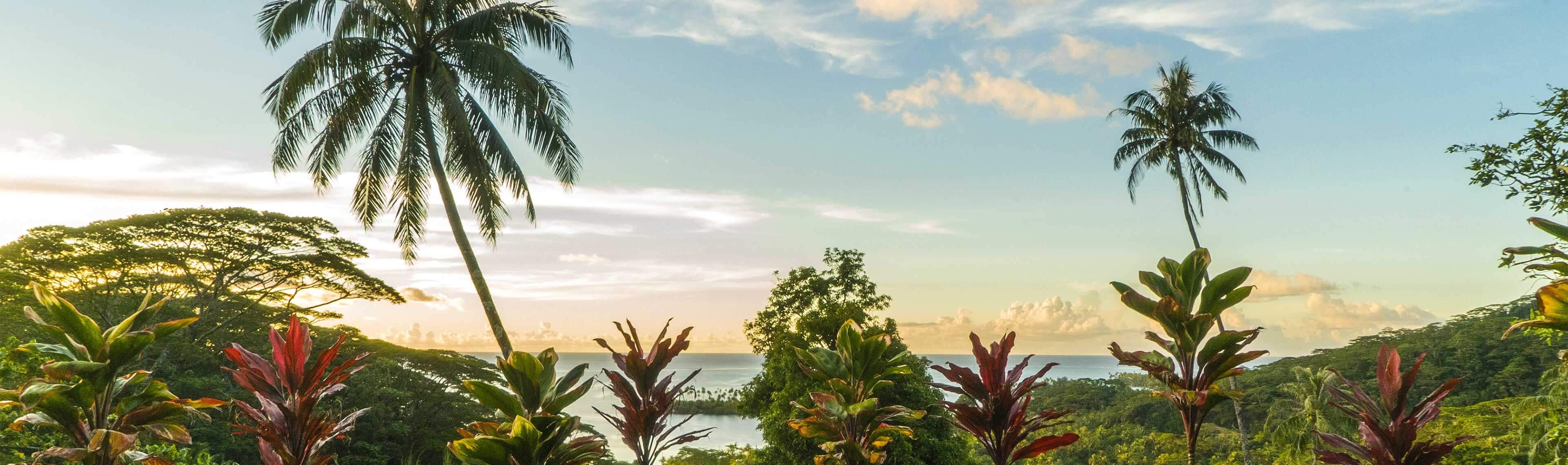 tahitian weather